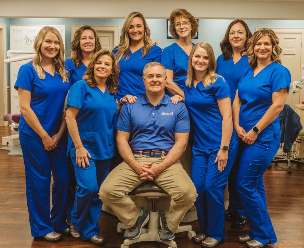 Orthodontist Anderson SC McConnell